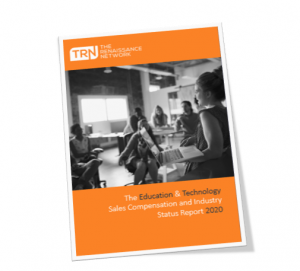 The Education & Technology Sales Compensation and Industry Status Report 2020