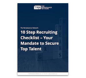 10 Step Recruiting Checklist